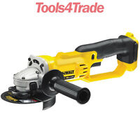 DeWalt DCG412N 18V XR Li-ion 125mm Angle Grinder (Body Only) - UK