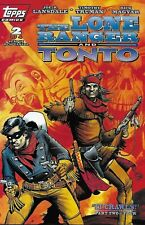 Lone Ranger And Tonto Comic 2 Cover A First Print 1994 Joe Lansdale Topps