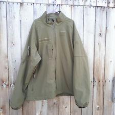 Dutch / Netherlands Special Forces sharkskin / windproof jacket SIZE LARGE
