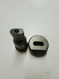 OBLONG PUNCH AND DIE SET CLEVELAND STEEL TOOL