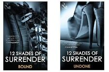 12 Shades Of Surrender 2 Books Collection Set (Bound, Undone) Fifty Shades Grey