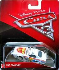 Disney Pixar Cars 3 Pat Traxson Pace Car  Mattel 1:55 Scale