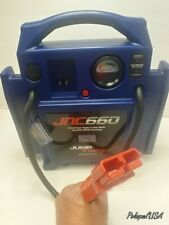 Pro-Series Jump N Carry JNC 660 1700 Peak Amp Jump Starter Quick Connect 7ft R/G