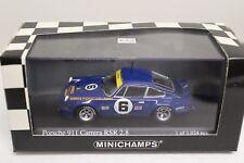 Minichamps 911 Carrera RSR 2.8 Daytona 24H 1973 Penske Donohue Follmer 1:43 NEU