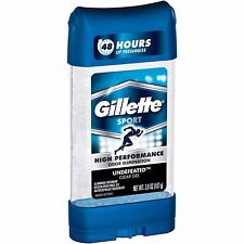 Gillette Sport Clear Gel Sport Scent Mens Deodorant Buy 2 Get 15% OFF