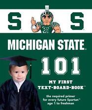 Michigan State University 101 (Board Book)