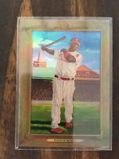2007 Topps Turkey Red Chrome Refractor Ryan Howard #1 Phillies 84/999