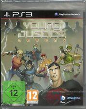 Young Justice: Legacy JUEGO PS3 ~ Nuevo/Sellado