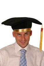 SCHOOL COLLEGE GRADUATION MORTAR BOARD NOVELTY HAT
