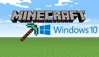Minecraft Windows 10 Edition PC Key Download Code DE/EU