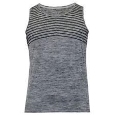 Camisetas de hombre de poliéster sin mangas talla XL