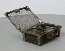Geldkassette Geldkorb Opferstock für Kollekte aus Kirche Jugendstil um 1900 RAR