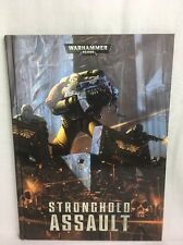 Warhammer 40.000 Stronghold Assault Hardback Supplement