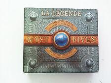 La Légende Myst & Riven edition collector avec journal... PC FR big box carton