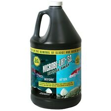Microbe Lift SA SLUDGE AWAY 1 Gallon Pond Muck Digester-koi fish safe-works fast