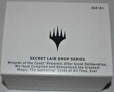 Wizards of the Coast Magic the Gathering Secret Lair April Fools Set