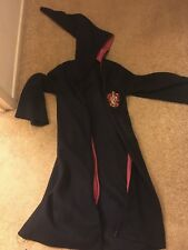 Rubie's Costume Co Deluxe Harry Potter Child's Robe with Gryffindor Emb