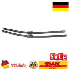2x 600mm Scheibenwischer Wischerblätter Vorne Für Mercedes C/E-Klasse W204 W212