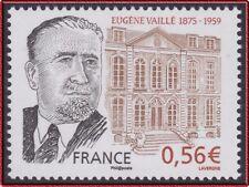 2009 FRANCE N°4391** EUGENE VAILLE 1er Conservateur Musée Postal MNH