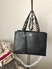 Tory Burch Brooke Smooth Leather satchel handbag $578
