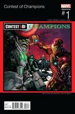 Contest of Champions #1 Denys Cowan Hip Hop Variant Comic Book NM Marvel