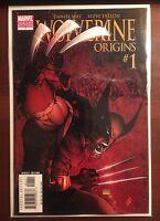Wolverine Origins issue #1 Michael Turner Variant VF/NM 1st Print Marvel