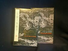 Lot 2: Vintage Double Deck of Characters in Water Margin Playing Cards in Box