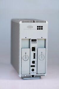 LaCie 2big Quadra V2 Enclosure Designed By Neil Poulton W/ 2x 2TB Drives