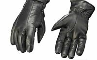 Leather Motorcycle Gloves Motorbike Waterproof Windproof Winter Rider Biker SAS2