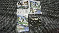 Nintendo Wii TMNT Teenage Mutant Ninja Turtles Tested And Complete
