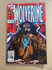 Wolverine 66 . Marvel 1993 . FN / VF