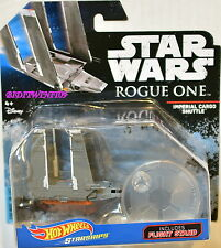 HOT WHEELS STAR WARS ROGUE ONE IMPERIAL CARGO SHUTTLE FLIGHT STAND