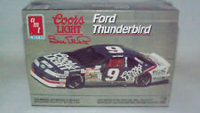 AMT/ERTL Coors Light #9 Ford Thunderbird Bill Elliott 1/25 Model Kit - 1991