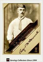 CA Test Cricket Captains L. Edition Black Facsimile Signature No7 P.S. McDonnell