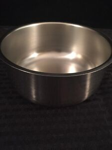 NEW VOLLRATH Stainless Steel Small Mixing Commercial Kitchen Bowl 87414