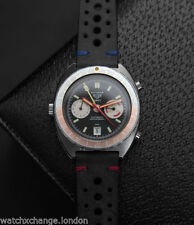 TAG Heuer Round Wristwatches with 12-Hour Dial