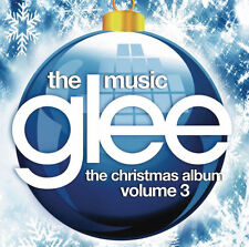 GLEE - GLEE: THE MUSIC - THE CHRISTMAS ALBUM 3 - CD - Sealed