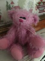 Boo Bear Tess   5.1/2 Inches Tall Mohair.