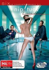 Nip/Tuck : Season 6 (DVD, 2011, 5-Disc Set)