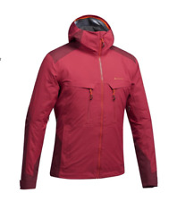 Quechua MH900 Large Men's Waterproof Rain Jacket Hiking