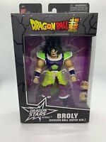 Dragon Ball Z Super Dragon Stars Broly Super Version Action Figure Bandai MINT