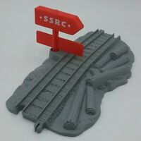 Sodor Search Rescue Rescue Grey Track SSRC Red Sign of Talking James Searchlight