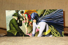 Green Hornet & Kato With Batman & Robin 1960's TV Show Tabletop Display Standee