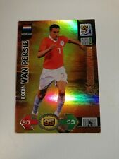 Panini Adrenalyn XL World Cup WM 2010 - van Persie Champion    RAR !!!