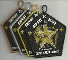 Set of Texas Report to State patches 2015