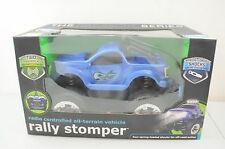 Rally Stomper Radio Controlled Truck by The Black Series w/ Free RC Car!!!