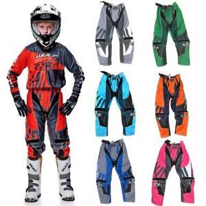 Wulfsport Cub Ventuno Motocross Trousers MX Off Road Motorcross Quad ATV Pants