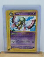 Xatu Non Holo Rare E Series Pokemon TCG Card Skyridge 35/144 2003 Moderate Play