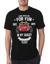 T-shirt maglietta uomo donna BUD SPENCER MY BUGGY FILM S-M-L-XL