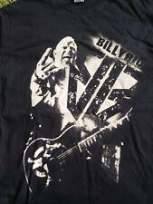 BILLY BIO BIOHAZARD   American heavy metal  T-Shirt size M